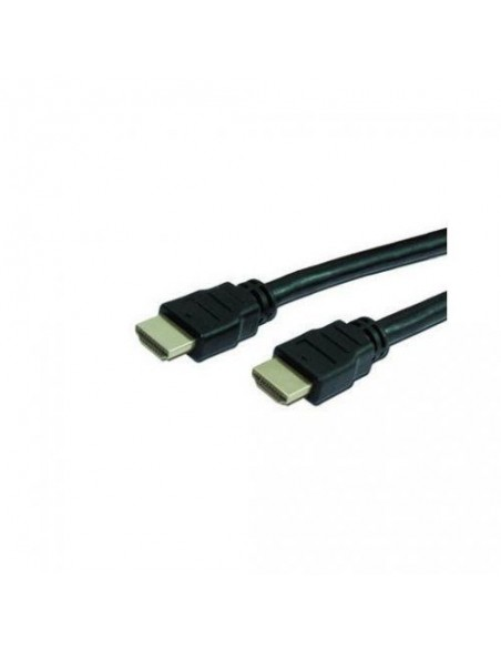 MediaRange HDMI Cable Version 1.4 with Gold-Plated black 1.5M