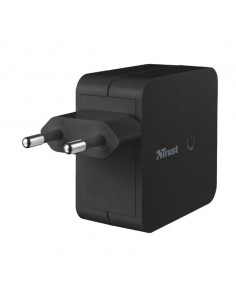 TRUST WALL CHARGER 2X12W USB