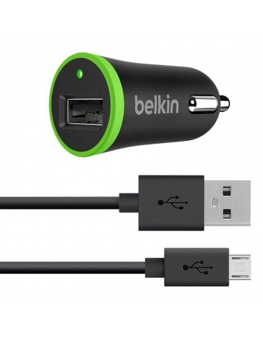 BL CAR CHARGER 12W MICRO USB TO USB