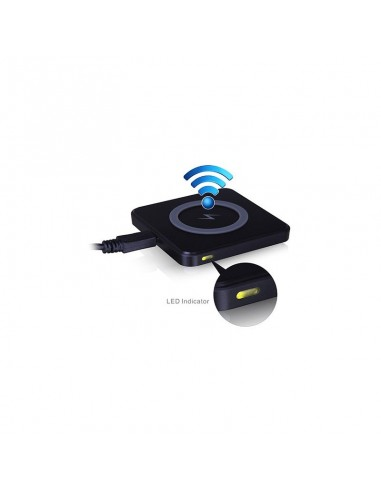 LUXA2 TX-100 Portable Wireless Charging Pad