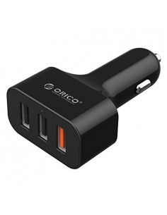 Orico UCH-2U1Q 35W QC2.0 Car Charger Black