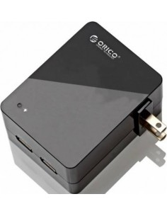 Orico DCA-2U Black USB Wall Charger