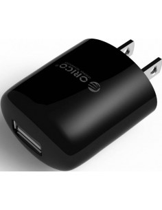 Orico DCX-1U Black USB Wall Charger