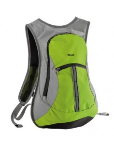 TRUST ZANUS WEATHERPROOF SPORTS BACKPACK - LIME GREEN
