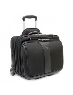 Wenger  Patriot 2 Pc Business Set Whld, Black