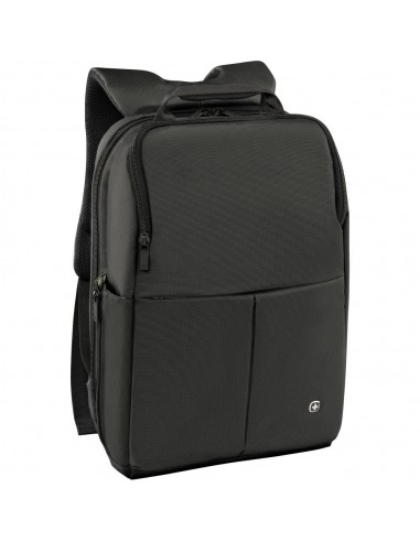Wenger Reload 14 inch Laptop Backpack with Tablet Pocket, Gray