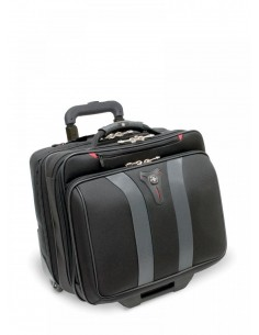 Wenger Granada Wheeled 17 inch Notebook Case Grey