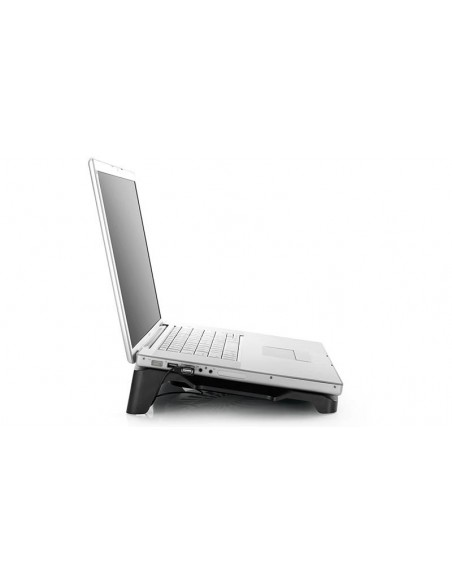 "Cooler laptop DeepCool N600, 17"", Black"