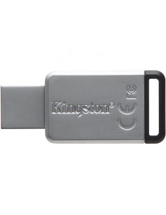 Memorie externa Kingston DataTraveler 50 128GB USB 3.0 (Metal/Black)