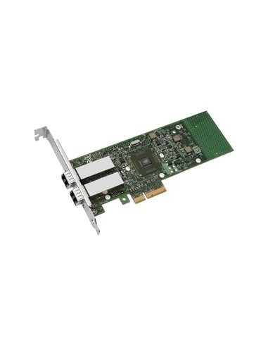 Intel® Gigabit EF Dual Port Server Adapter, bulk