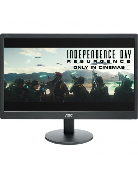 Monitor LED AOC e970Swn 18.5 inch 5ms black