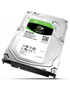 HDD Seagate BarraCuda® 500GB, 7200rpm, 32MB cache, SATA III