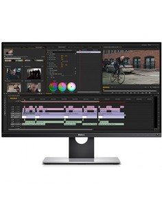 Monitor DELL UltraSharp UP2716D 27 inch 6ms black-gray