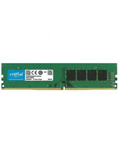 Memorie Crucial 16GB DDR4 2666MHz CL19 1.2v Dual Ranked x8