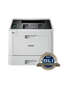 Imprimanta Brother HL-L8260CDW, Laser, Color, Format A4, Retea, Duplex, Wi-Fi