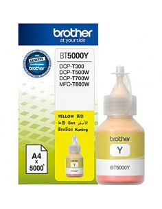 Cartuse Brother Brother Cerneala BT-5000Y Yellow