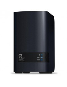 Network Storage WD My Cloud Expert Series EX2 Ultra 4TB, Gigabit Ethernet, USB 3.0