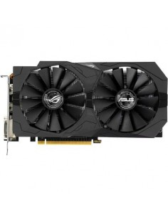 Placa video ASUS GeForce GTX 1050 Ti STRIX GAMING O4G 4GB DDR5 128-bit