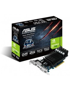 Placa video ASUS GeForce GT 730 Silent 2GB DDR3 64-bit