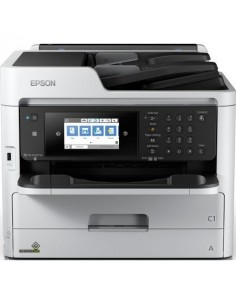 Multifunctional inkjet color Epson WorkForce Pro WF-C5710DWF, A4, Duplex