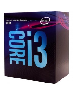 Procesor Intel Coffee Lake, Core i3 8100 3.60GHz box