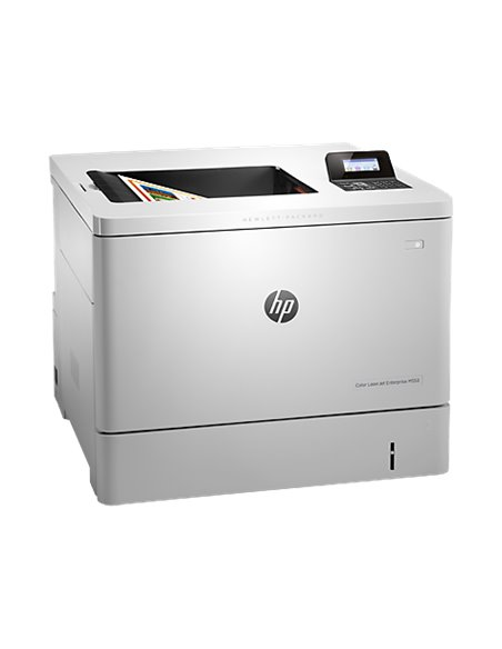 Imprimanta laser color HP LaserJet Enterprise M553n, A4