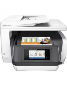 Multifunctional Inkjet HP Officejet Pro 8730 All-in-One, Wireless, A4