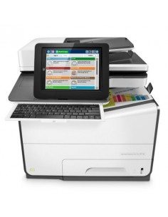 Multifunctionala HP PageWide Enterprise Color Flow MFP 586z, A4
