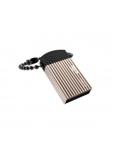 Memorie externa Silicon-Power Touch T20 64GB USB 2.0 Champagne