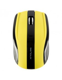 Mouse Serioux Rainbow 400 Yellow