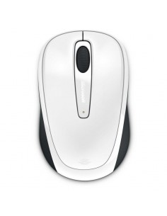 Mouse Microsoft Wireless Mobile Mouse 3500 White