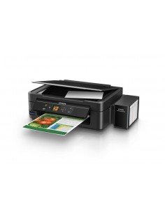 Multifunctional inkjet color CISS Epson L850