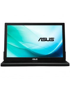 Monitor ASUS MB169B+ 15.6 inch 14ms black