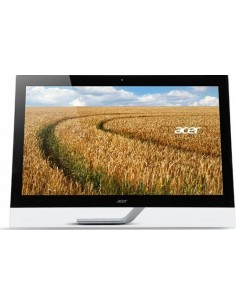 Monitor Touchscreen Acer T272HL 27 inch 5ms Black