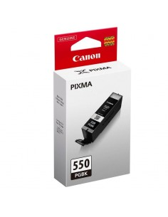 Cartus cerneala Canon PGI-550 PGBK, pigment black, capacitate 15ml