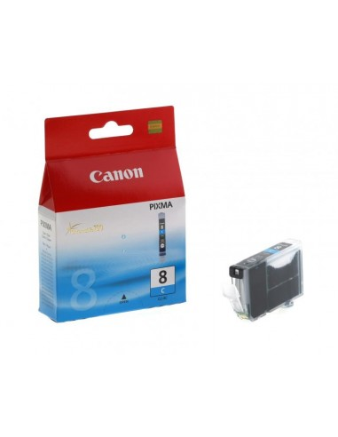Cartus cerneala Canon CLI-8C, cyan, capacitate 13ml