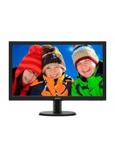 "Monitor, 23.6"", PHILIPS 243V5LSB/00, FHD"