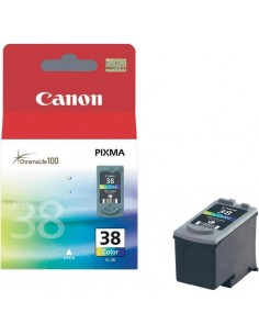 Cartus cerneala Canon CL-38, color, capacitate 9ml / 205 pagini