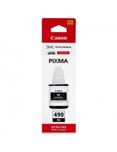 Cartus cerneala Canon GI-490 BK, pigment black, capacitate 70ml