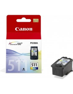 Cartus cerneala Canon CL-511, color, capacitate 9ml / 245 pagini