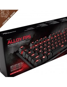 Tastatura Gaming HyperX Alloy FPS - Red LED - Cherry MX Brown Mecanica