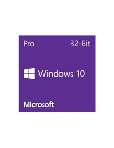 Licenta OEM Microsoft Windows 10 Pro 32 bit English