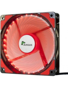 Ventilator / radiator Inter-Tech Argus L-12025 Red LED Fan