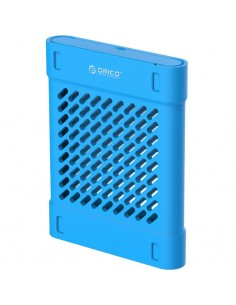 Husa HDD Extern Orico PHS-25 2.5 HDD Silicone Protection Box Blue
