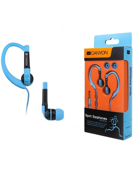 Casti in-ear Canyon In-Ear CNS-SEP1BL Blue