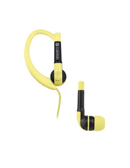 Casti in-ear Canyon In-Ear CNS-SEP1Y Yellow