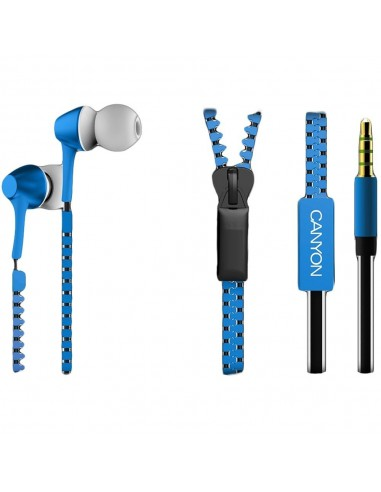 Casti in-ear Canyon CNS-TEP1 Blue
