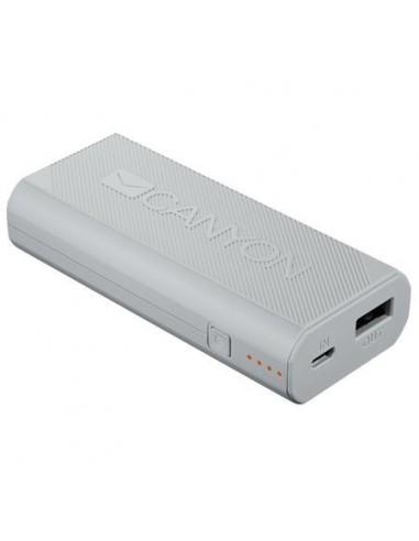 Acumulator extern Canyon, 4400 mAh, White