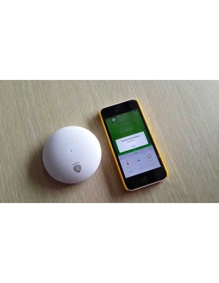 Wireless technology: Bluetooth 4.0 Low EnergyConnection range