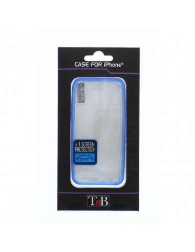 TnB  BUMPER FOR IPHONE 5 BLUE